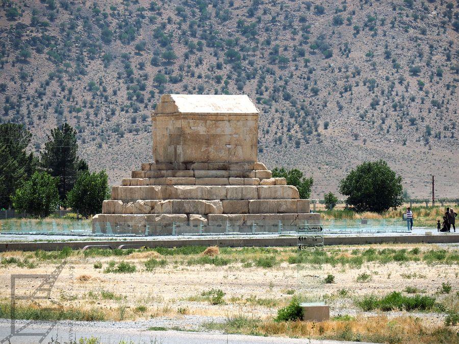 Grobowiec Cyrusa Wielkiego