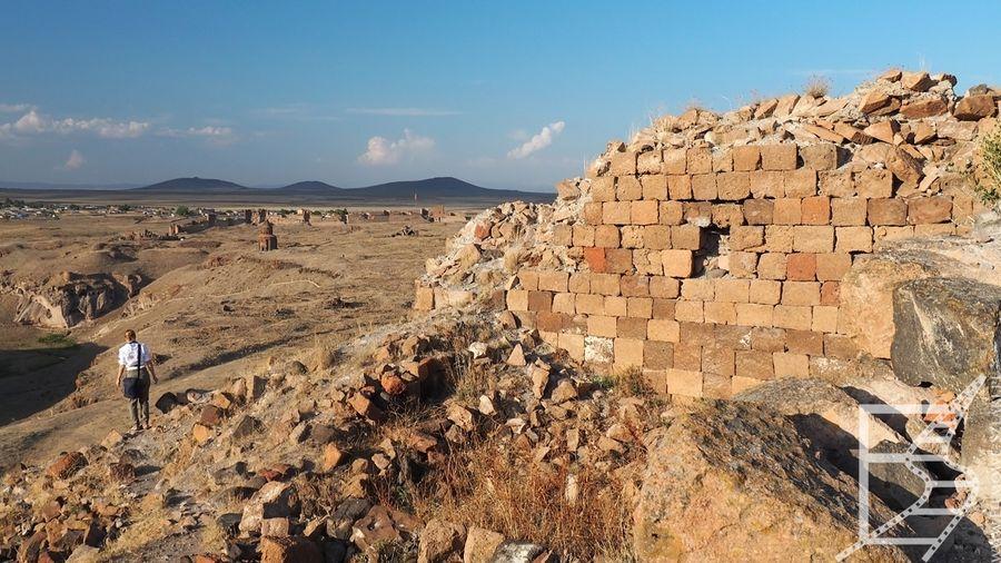 Pozostałości cytadeli