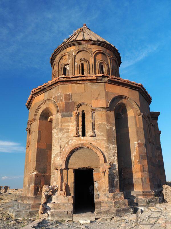 Jeden z kościołów św. Grzegorza