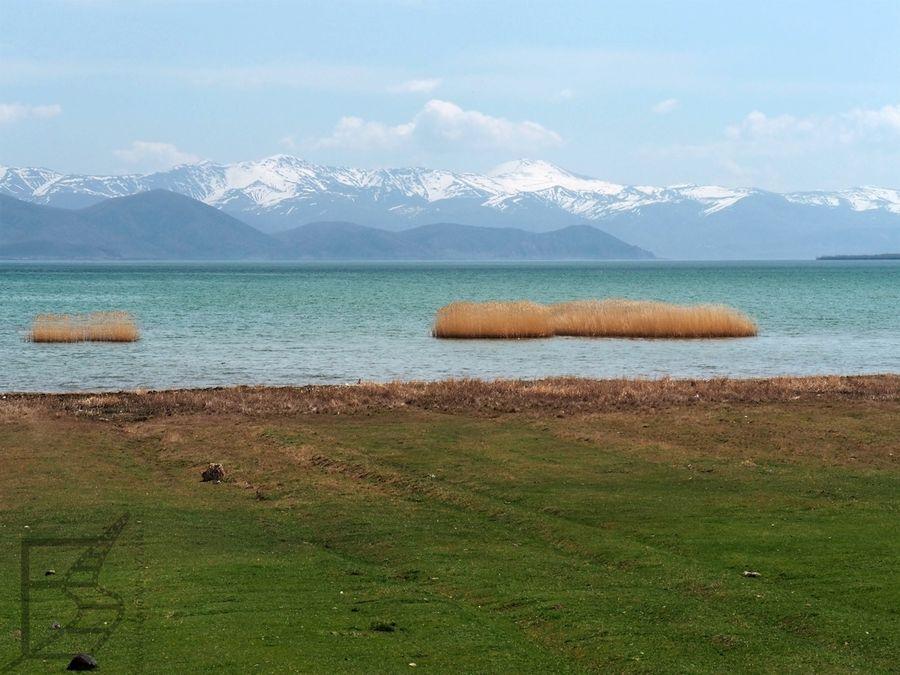 Jezioro Sewan od strony południowej