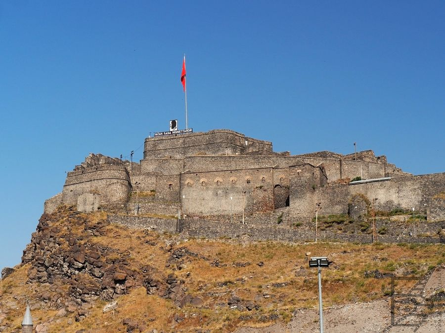 Zamek Kars