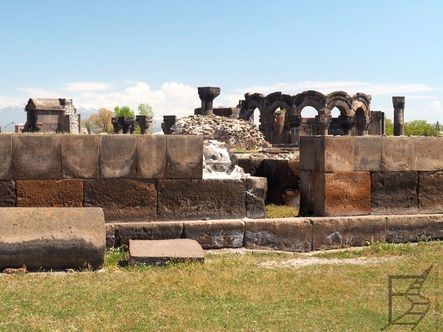 Pozostałości murów