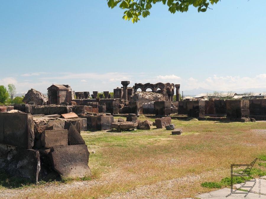 Ruiny Zwartnoc
