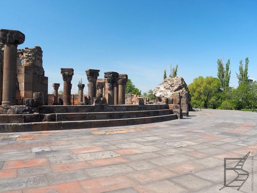 Pozostałości katedry