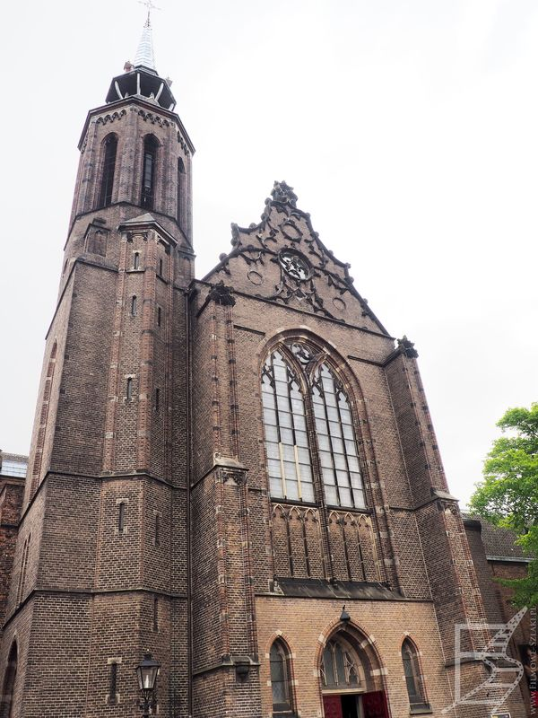 Katedra św. Katarzyny w Utrechcie