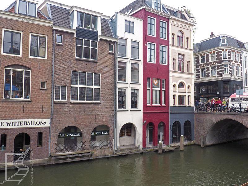 Kanały to stały element miast Belgii czy Holandii