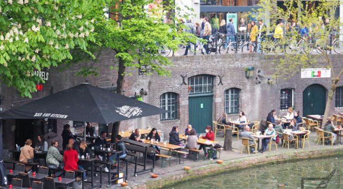 Utrecht, czyli mały Amsterdam, studenci i średniowiecze