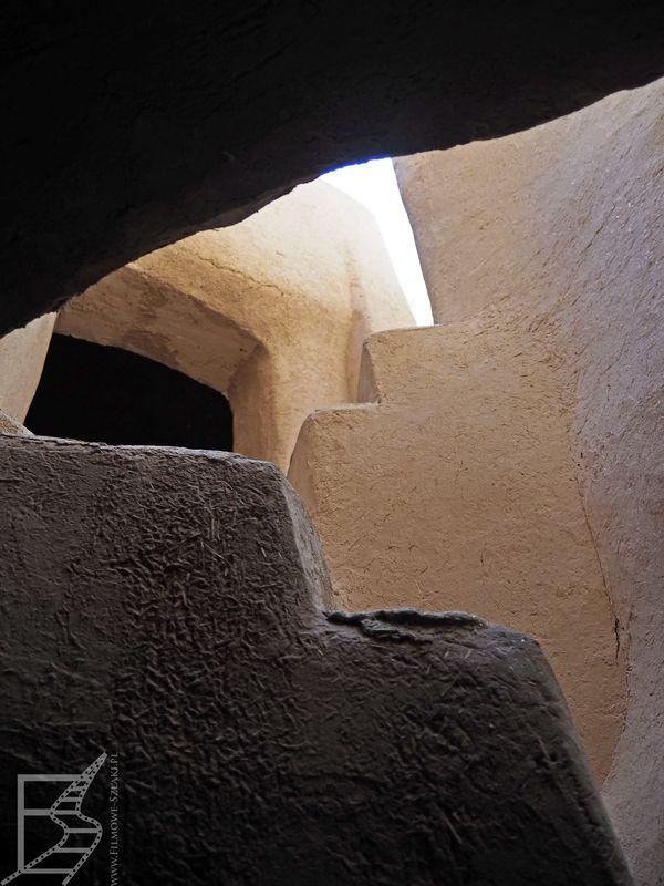 Zamek w Saryazd