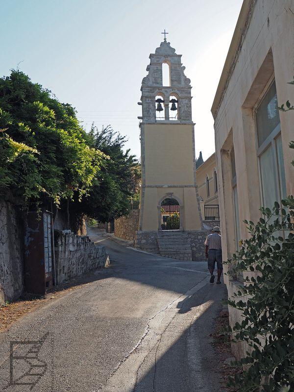 Kościół w Pagi (Korfu)