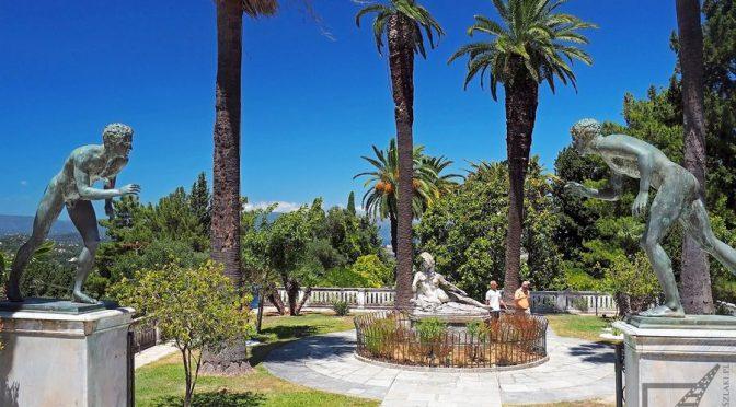 Achileion, Korfu