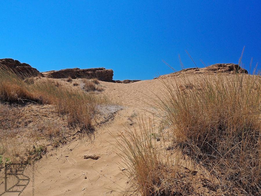 Plaża Issos na Korfu
