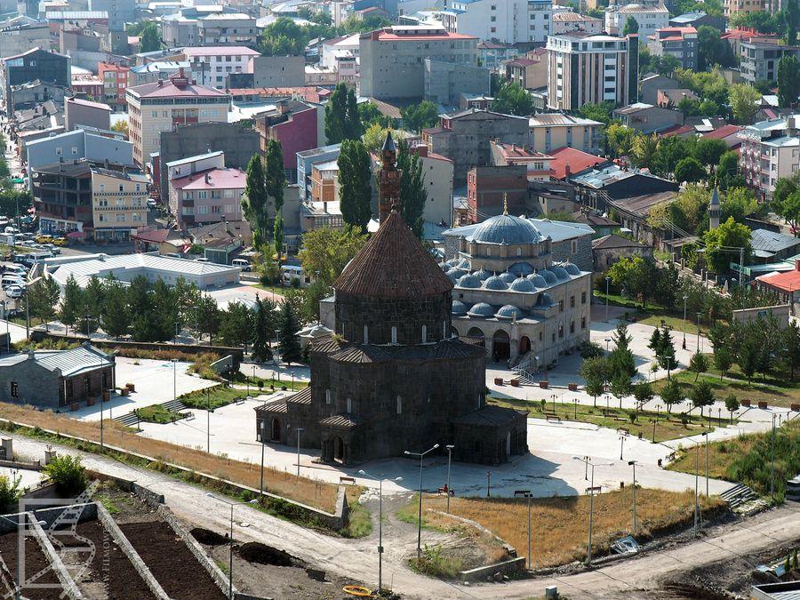 Kościół św. Apostołów, obecnie meczet