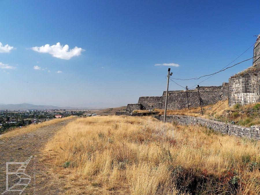 Forteca w Kars