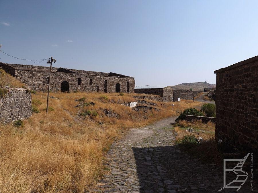 Forteca w Kars jest ocenie otwarta dla zwiedzających