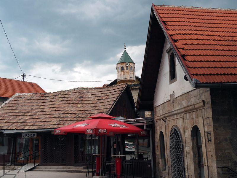 Turystyczne centrum Jajce