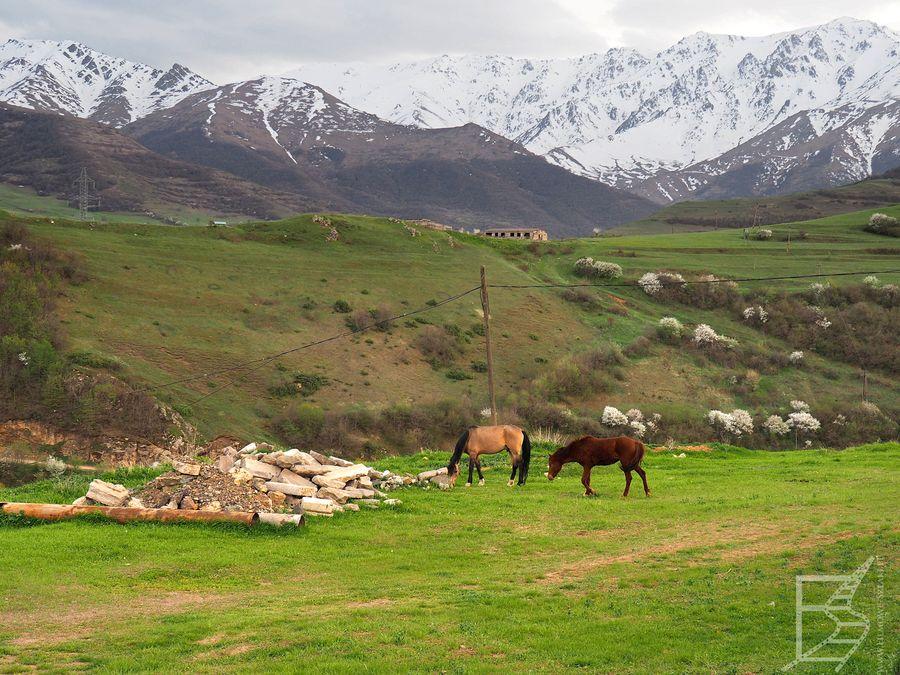 Szczyty Karabachu, Tatew, Armenia