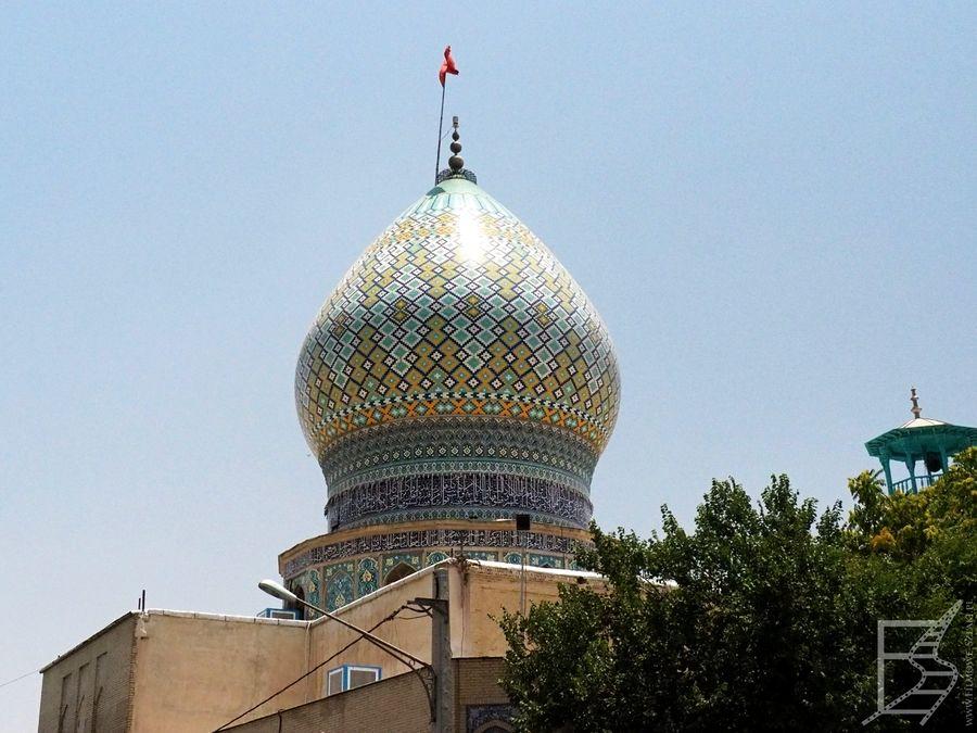 Mauzoleum / sanktuarium Alego ibn-Hamzego (Sziraz)