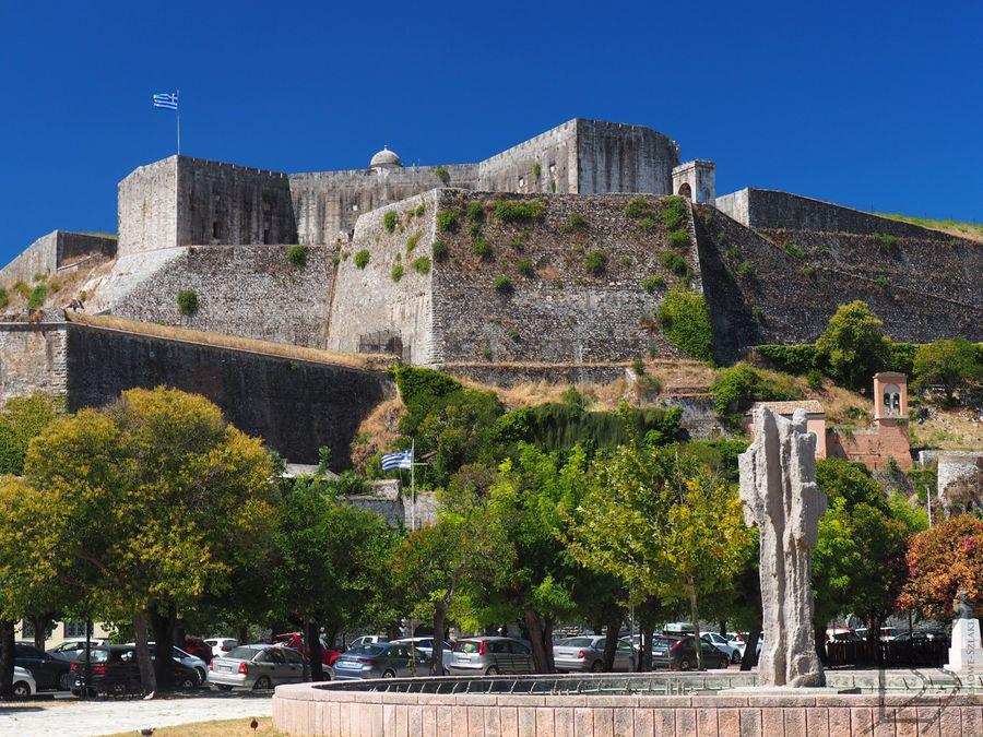 Nowy Fort (Kerkyra, Korfu)