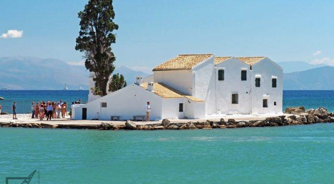 Kerkyra albo miasto Korfu: James Bond i inne atrakcje