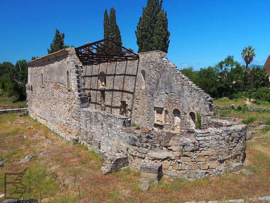 Ruiny bazyliki
