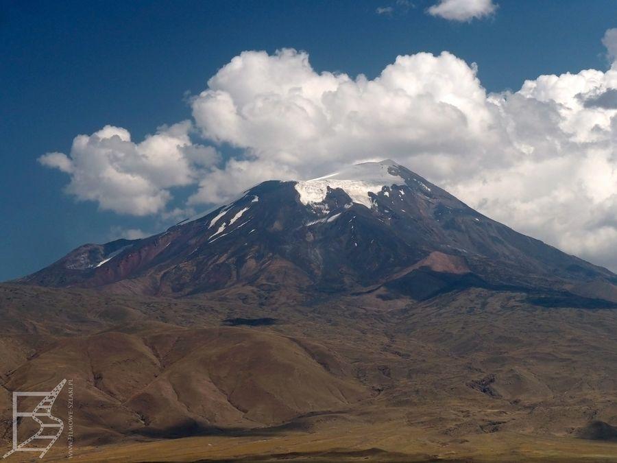 Szczyt Araratu to teren wojskowy, wejście wymaga przepustki