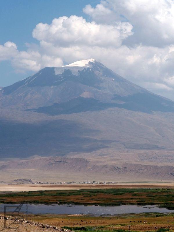 Święty szczyt Ormian znajduje się obecnie w Turcji