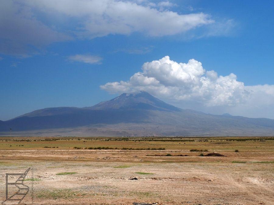 Ararat z oddali