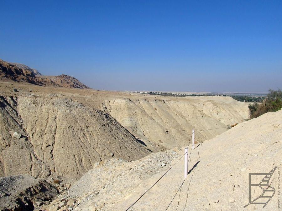 Szlak w stanowisku archeologicznym