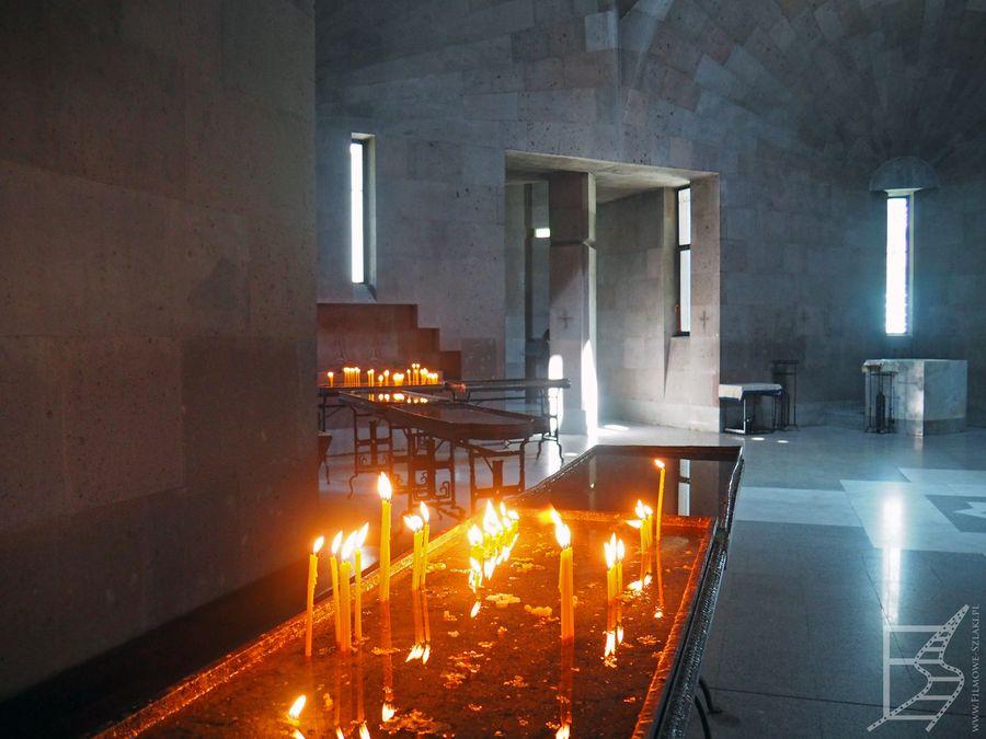 Wnętrze nowej świątyni