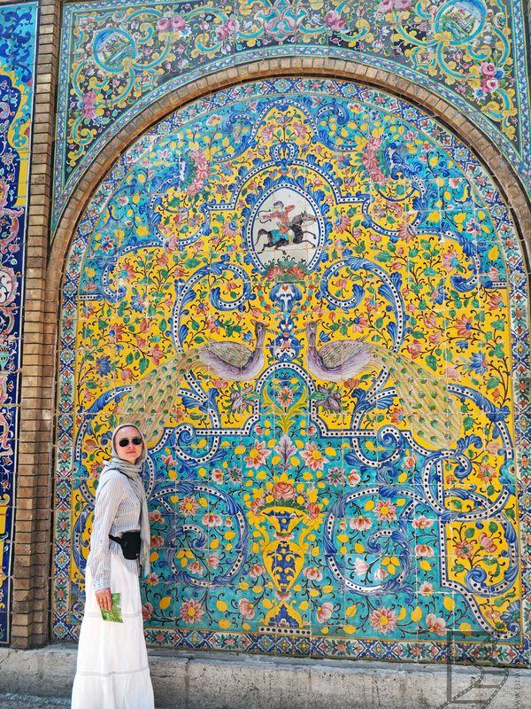 Pałac Golestan (Teheran, Iran)