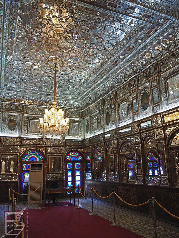 Pałac Golestan, Teheran