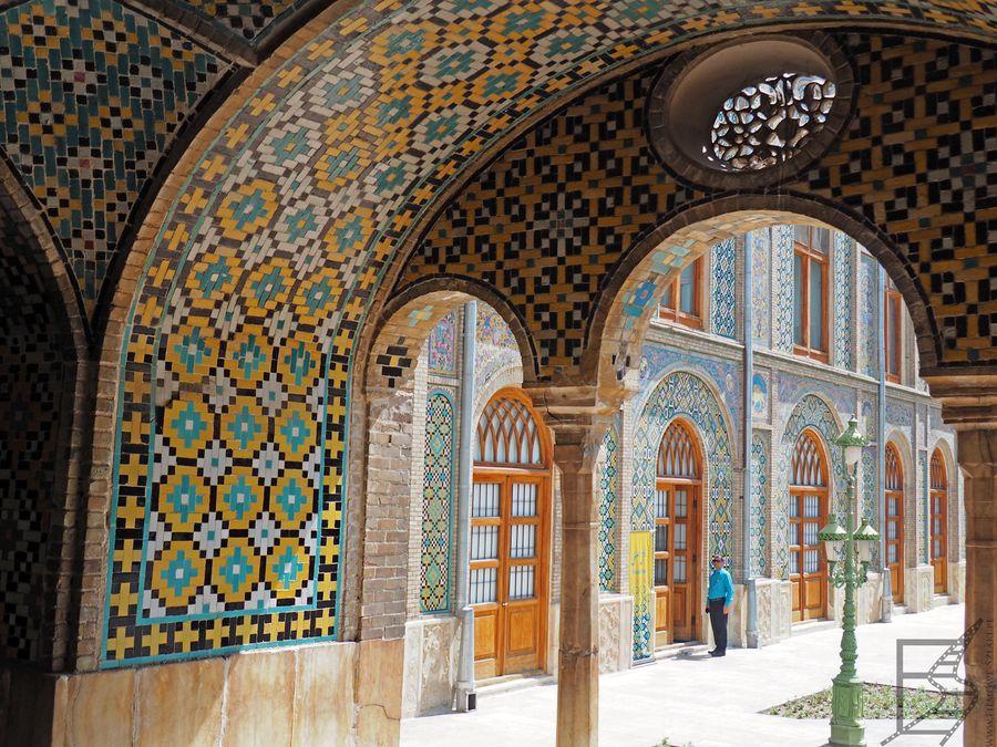 Pałac Golestan