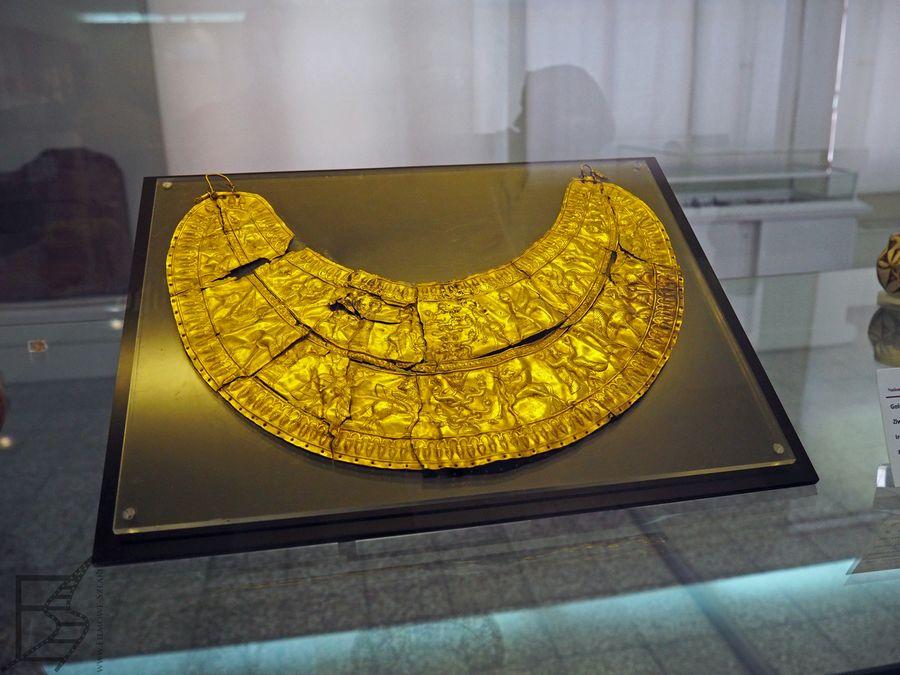 Muzeum archeologiczne w Teheranie