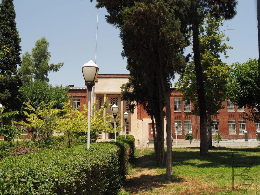 Była ambasada amerykańska, Teheran