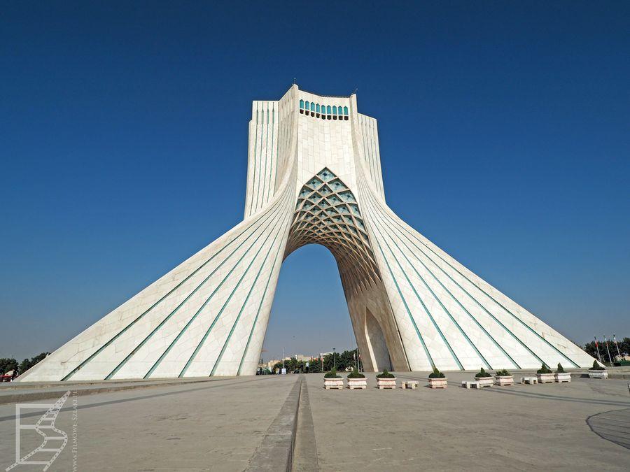 Teheran, plac Wolności