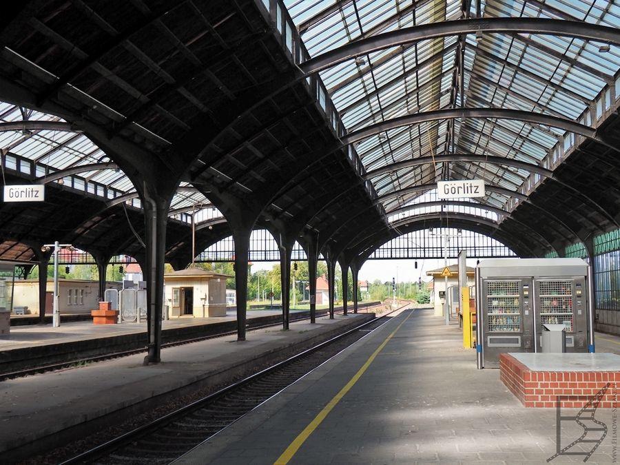 Dworzec z Görlitz