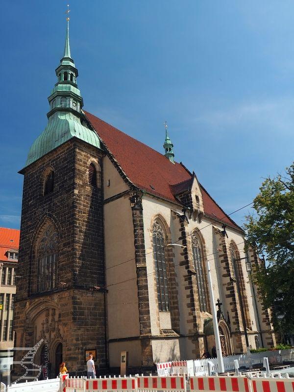 Kościół Marii Panny