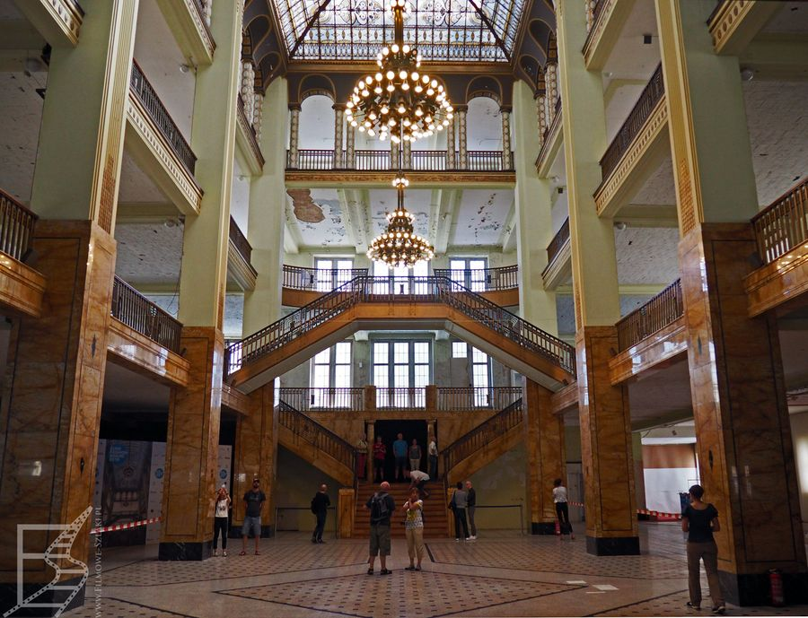 Wnętrza Kaufhaus Görlitz