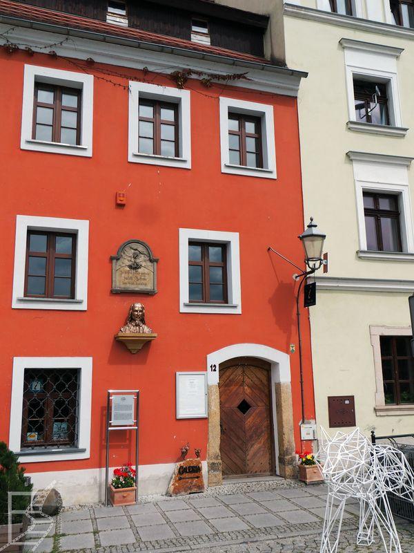 Dom Jakuba Böhme w Zgorzelcu