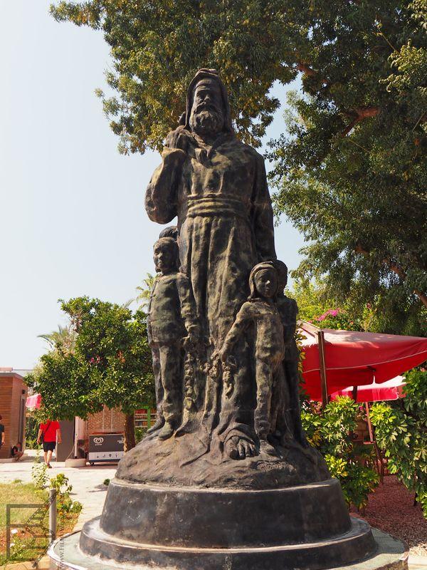 Pomnik św. Mikołaja