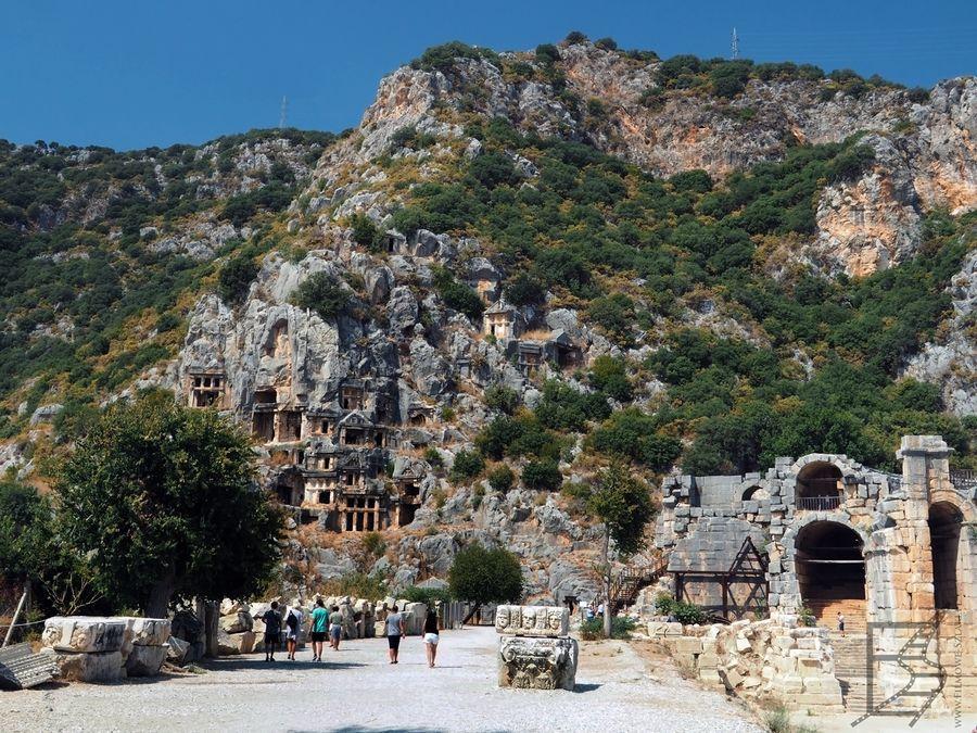 Stanowisko archeologiczne Myra