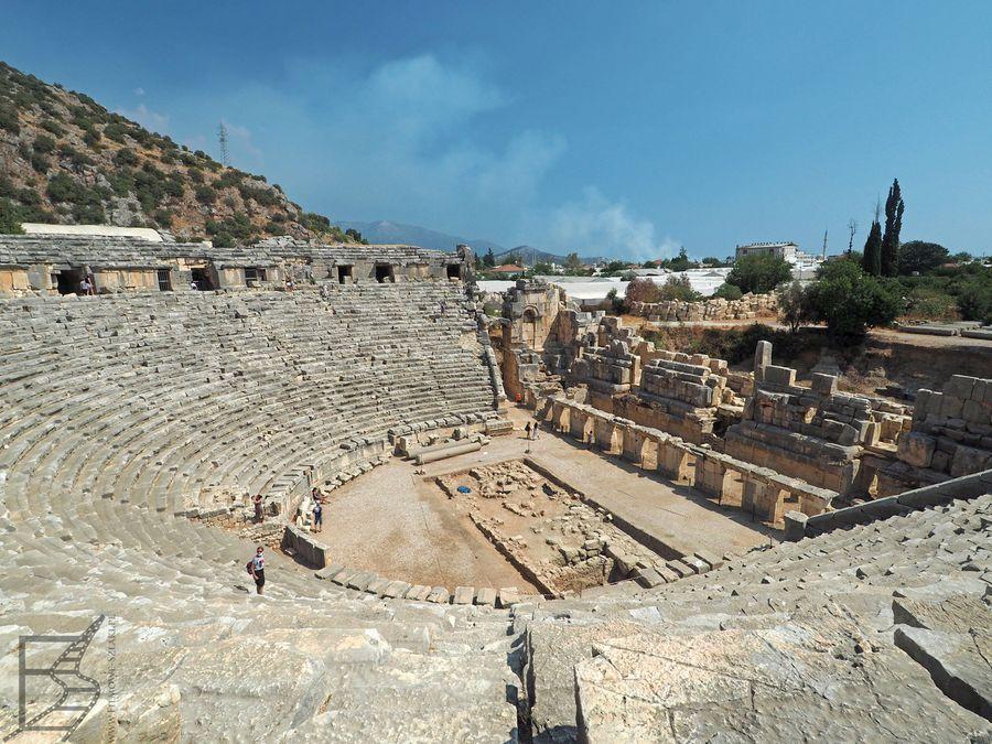 Teatr w Myrze