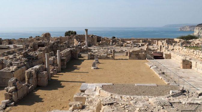 Kurion, starożytne miasto na Cyprze