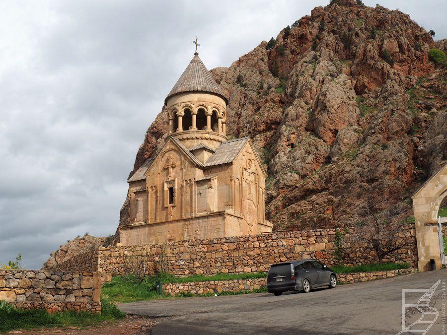 Klasztor Norawank
