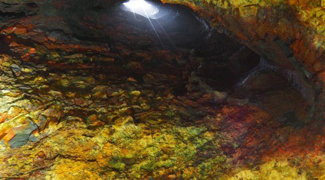 Wulkan Thrihnukagigur i komora magmowa