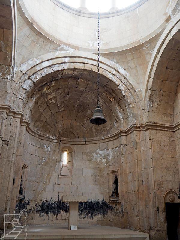 Wnętrza jednej ze świątyń
