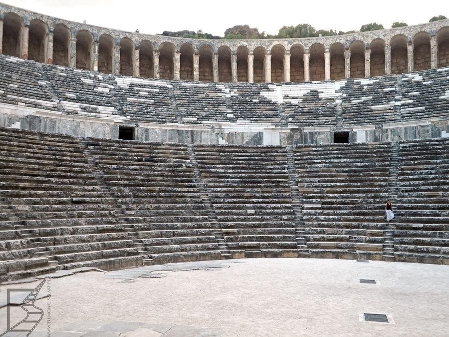 Teatr widziany z dołu