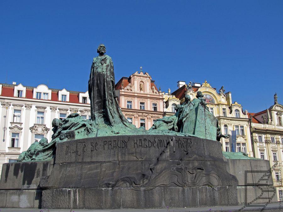 Pomnik Jana Husa (praski rynek)