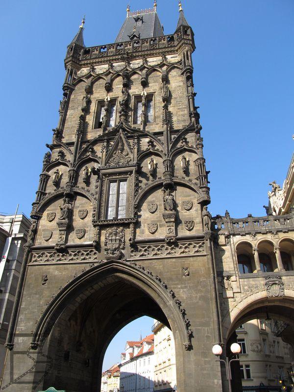 Brama Prochowa (Praga)