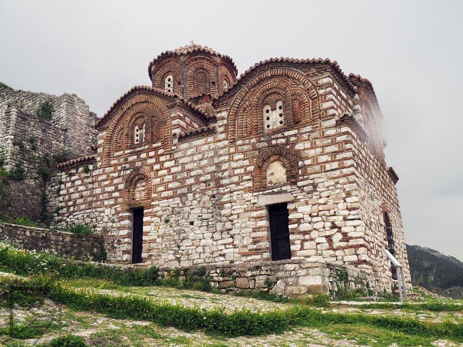 Cerkiew św. Teodora w Beracie